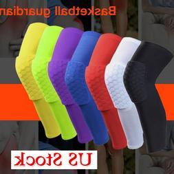 basketball knee pads kneepad honeycomb knee leg