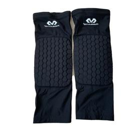 McDavid Black LARGE Compression Knee Pads.Comes With 2 For E
