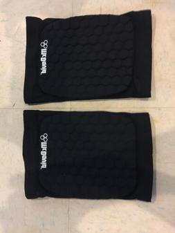 McDavid Black XL Knee Pads New With No Tags