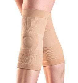 Capezio Men's Gel Knee Pads,Beige,L