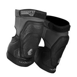 Carbon CC Knee Pads - Black
