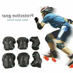 Children Adults Roller Skate Cycling Sports Knee Elbow Prote