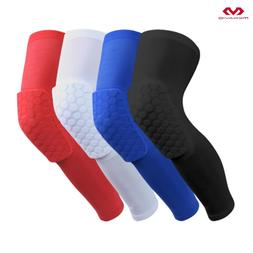 Compression Leg Knee Mcdavid Hex Sleeves Pads Extended Suppo