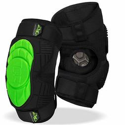 Planet Eclipse Core HD Padded Knee Pads Paintball Tournament