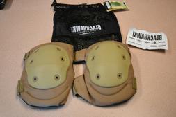 Coyote Tan BLACKHAWK! Advanced Tactical Knee Pads V.2 Milita