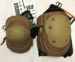 Coyote Tan BLACKHAWK! Advanced Tactical Knee And Elbow Pads