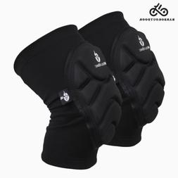 MTB Knee Pads Cycling Bike Bicycle Knee Brace Sport Guards P