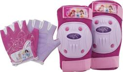 Bell Disney Princess Protective Gear Pad and Glove