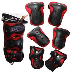 Elbow Knee Wrist Protective Guard Safety pads skate bicycle