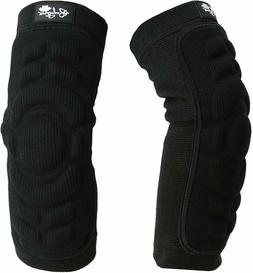 Bodyprox Elbow Protection Pads 1 Pair, Elbow Guard Sleeve, A