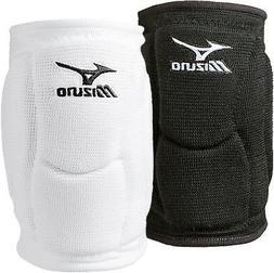 Mizuno Elite 9 SL2 Volleyball Knee Pads One Pair White Black