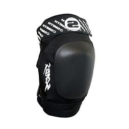 Smith Safety Gear Elite II Knee Pads, Black, Large/X-Large
