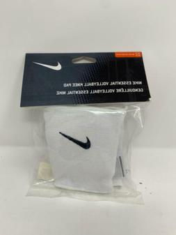 Nike Essentials Volleyball Knee Pad, White, X-Small/Small