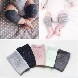 Fashion NEW Baby Crawling Knee Pads Safety Anti-slip Walking