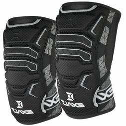 Exalt FreeFlex Knee Pads - Black - Large - Paintball