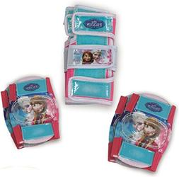 OFFICIAL Disney Frozen Safety Pad Set | Knee, Elbow & Wrist