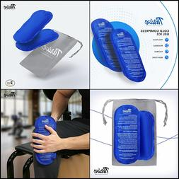 Gel Ice Cold Compress –  – Reusable comfortable soft tou