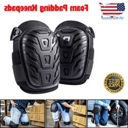 Gel Knee Pads for Work Safety Heavy Duty Foam Padding Constr