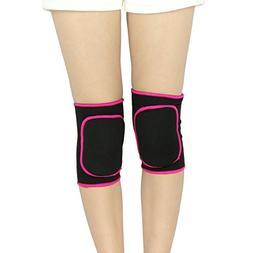 Girls Boys Knee Pads 1 Pair Thick Sponge Collision Avoidance