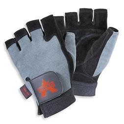 gray v430 antivibration gloves