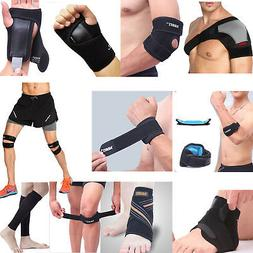 Hand/Wrist/Elbow/Shoulder/Knee/Calf/Ankle Support Brace Adju