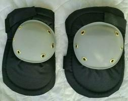 Knee Pads With Hard Plastic Cap A Pair Western Safety 1 Size