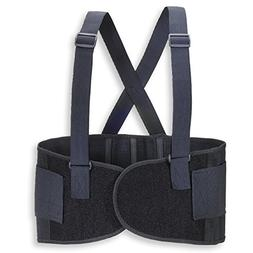 heavy duty elastic belt black