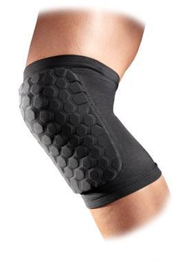 McDavid HexPad Knee/Shin/Elbow Black Sports Pad