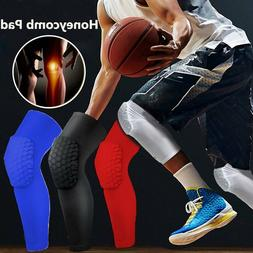 Honeycomb Elbow Support Knee Brace Tennis Basketball Sleeve