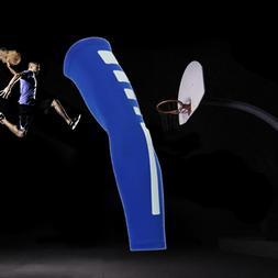 Hot Sell 1PCS Super Elastic Lycra Basketball <font><b>Knee</