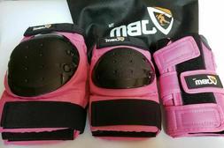 JBM Inline & Roller Skate Protective Gear for Multi Sport Sk