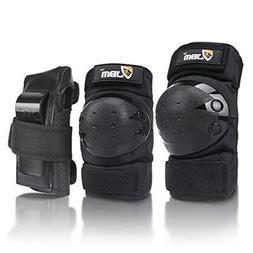 JBM international JBM Adult/Child Knee Pads Elbow Pads Wrist