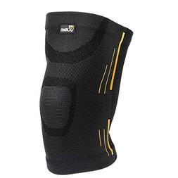 JBM Adult Gym Knee Braces Support Compression Sleeve Patella