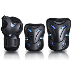 Jbm International Jbm Multi Sport Protective Gear Knee Pads