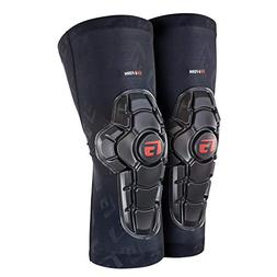 G-Form Pro X2 Knee Pad, Black Logo, Adult Small