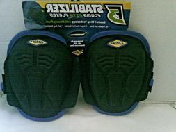Knee Pad Soft Cap QEP Stabilizer Velcro Closure Durable Cust