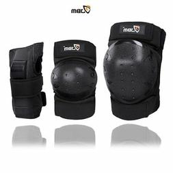 JBM international Adult / Child Knee Pads Elbow Pads Wrist