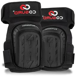COGURD Knee Pads for Work Construction, Gardening, Cleaning,