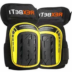 Knee Pads for Work, Construction Gel Knee Pads Tools by , He