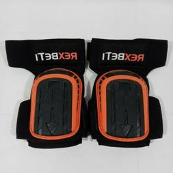 Knee Pads for Work, Construction Gel Knee Pads Tools by REXB