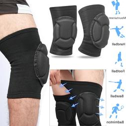 Knee Pads/Padded Compression Pro Knee Sleeves  Youth & Adult