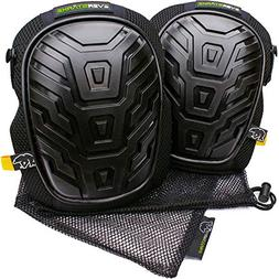 Premium Knee Pads for Work - Professional Construction, Comf