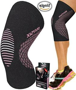 PHYSIX GEAR SPORT Knee Support Brace - Premium Recovery & Co