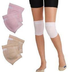 knee supporter pad for rhythmic gymnastics