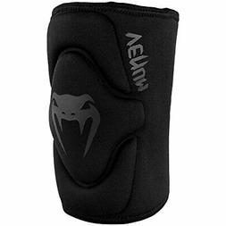 Venum Kontact Gel Knee Pad - Black/Black Medium/Large