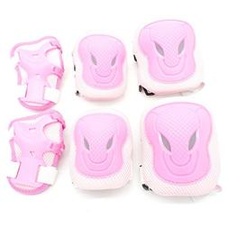 Cooplay L Size 80kg Elbow Wrist Knee Pads Protective Gear Gu