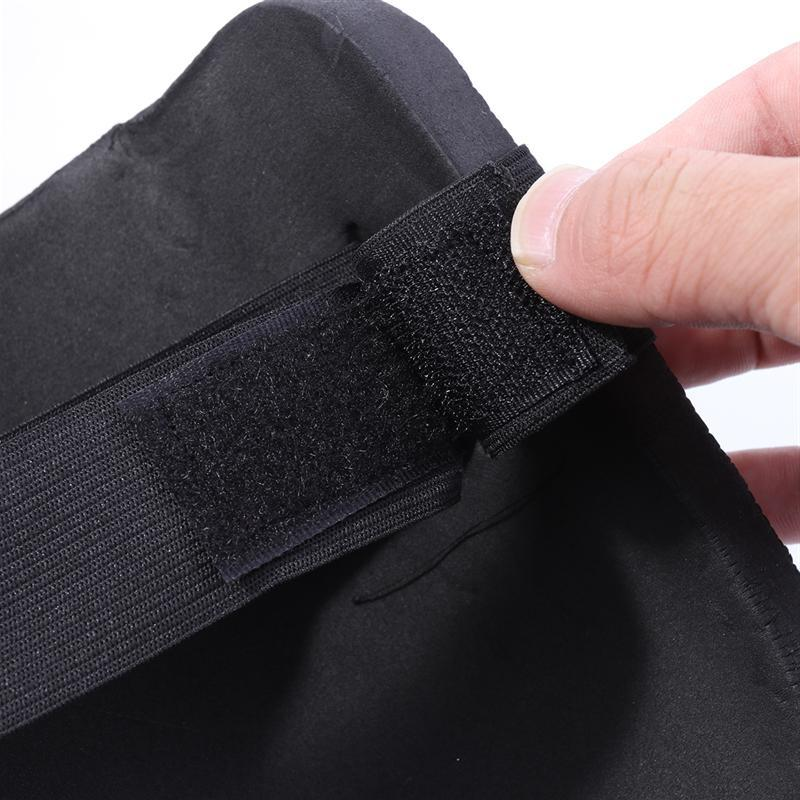 1 Pair Gardening Gear Soft with Cushion Soft Liner Black