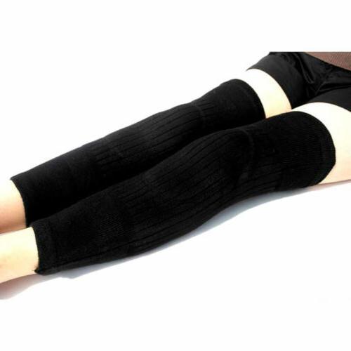 1 Women Warm Knee Pads Wool Brace Winter