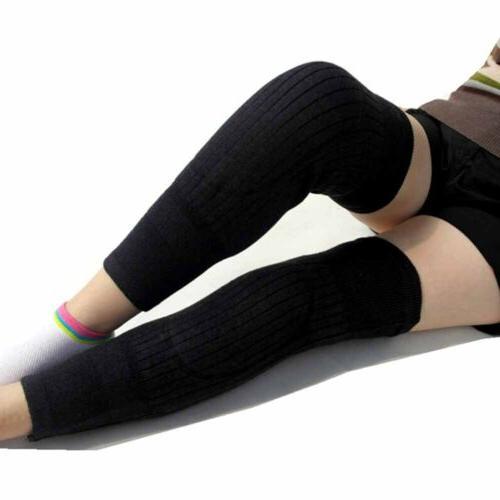 1 Men Warm Knee Wool Elastic Thermal Winter G9X