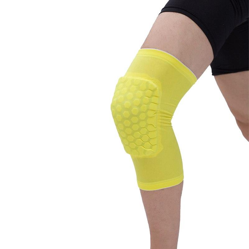 1 PC Safety Training Elastic <font><b>Protective</b></font> <font><b>Knee</b></font> <font><b>Pad</b></font> Basketball <font><b>Volleyball</b></font>